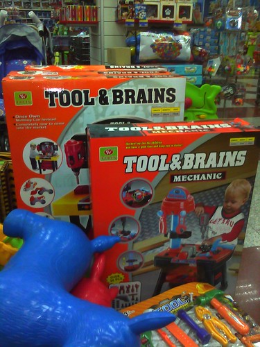 Tools and brains