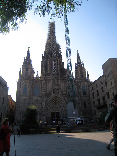 Barri Gotic Cathedral