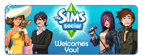 A Welcome Gift From The Sims Social