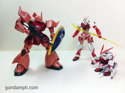 MG Char Aznable's Gelgoog (72)