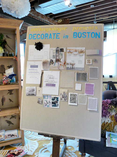 Boston Highlights From The Decorate Book Tour