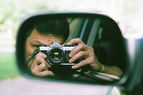 Self-portrait (crop)