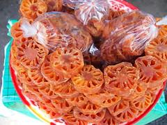 Lotus root, Chatuchak Weekend Market