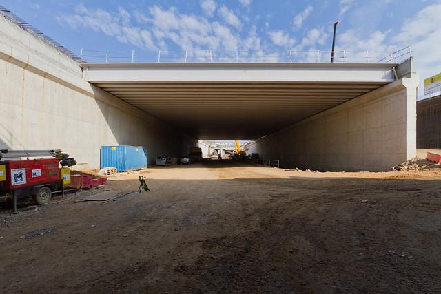Triangle Ferroviari - Interior de los viales -14-09-11