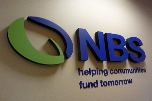 NBS office logo graphics by MrBigCity