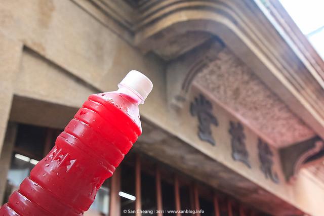 澎湖馬公市 仙人掌汁