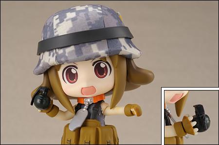 A hand grenade!