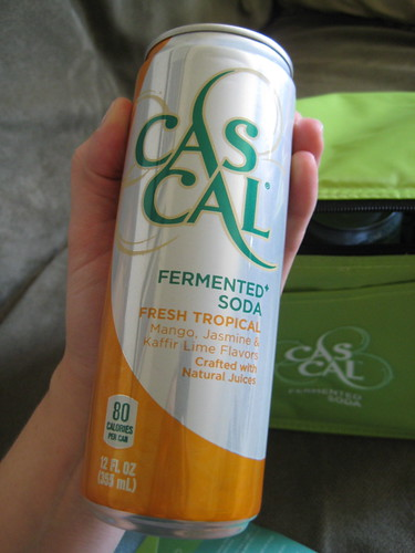 Cascal Soda fresh tropical