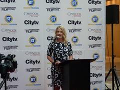 Jacqueline Dupuis, Executive Director of Calgary International Film Festival