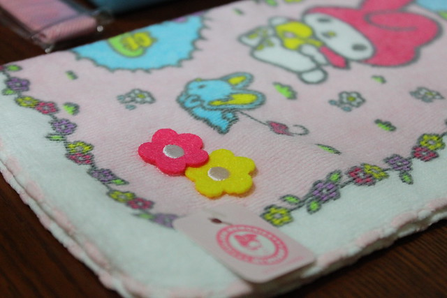 My Melody Handkerchief