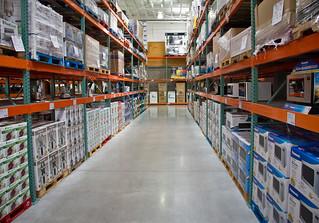 American Bulk Warehouse Shopping