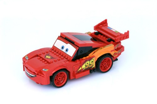 8484 Ultimate Build Lightning Mcqueen - 14