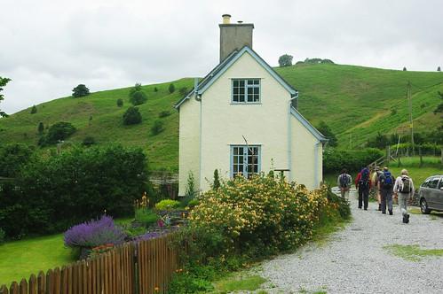 200110619-39_Cottage - Eglwyseg River Valley - North of Llangollen by gary.hadden
