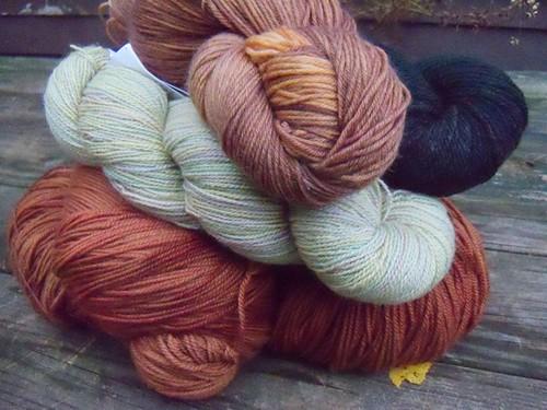 festival yarn