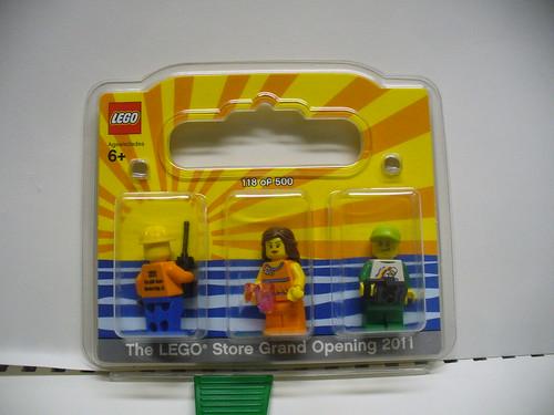 Mission Viejo Store Minifigs