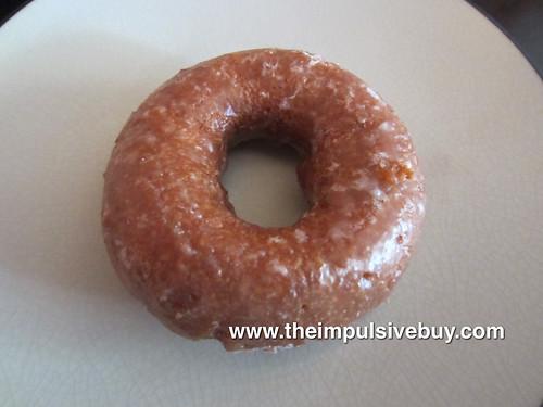 Dunkin' Donuts Pumpkin Donut