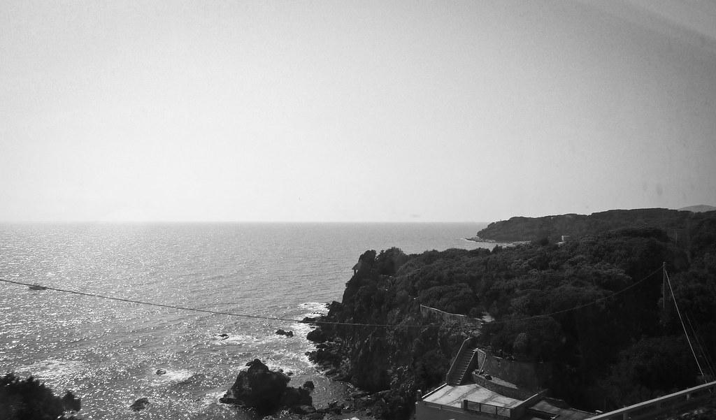 livorno coastline