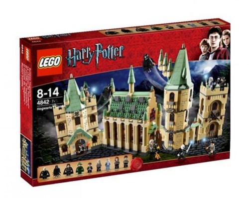 Hogwarts Castle - Pkg