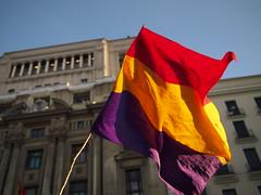 Spanish Second Republic Flag