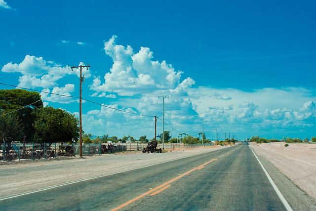 West Valley roads