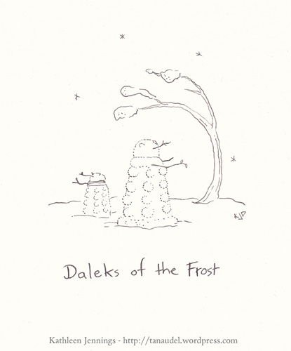 Daleks of the Frost