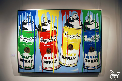 Mr Brainwash Opera Gallery