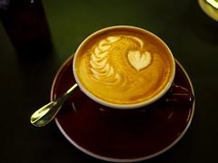 Flat White Coffee, Open Door Policy, Yong Siak Street
