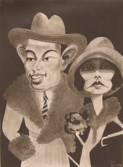 Rudolph Valentino and Natacha Rambova