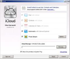 apple icloud backup storage