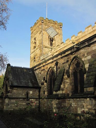 St Cuthberts, Billingham