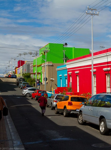 Houses of Bo Kaap