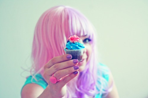 cupcake flower
