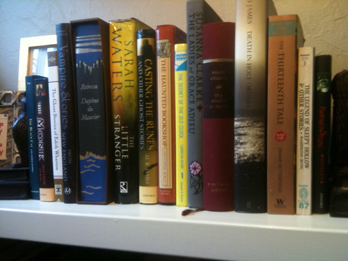 october bookshelf