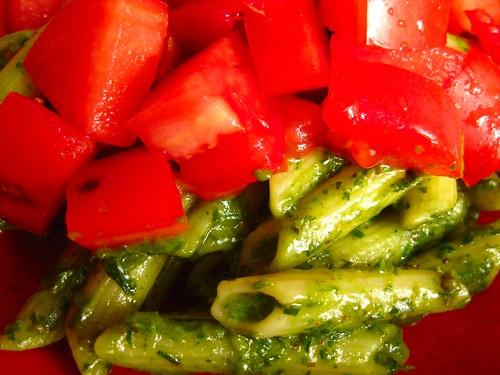 Ligurian Pesto Tomato Kumato