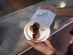 Food at Epcot's International Food & Wine Festival