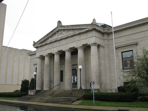 Muncie Public Library - Carnegie Library