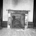 Fireplace, Pre-Restoration photographs to record the condition of the building, Aberglasslyn House, Aberglasslyn, NSW, Australia [1978]