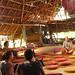 Aviram in the main hut