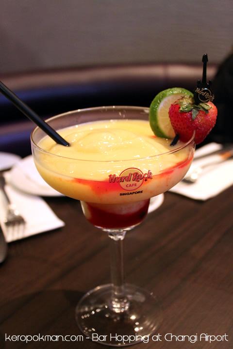 Changi Airport - Hard Rock Cafe