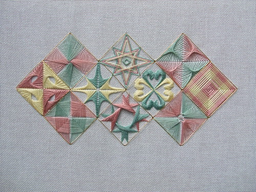 Stitch of the Month, Nov 2011