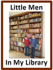 Little Men In My Library