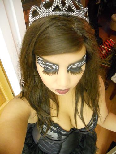 Me as Black Swan