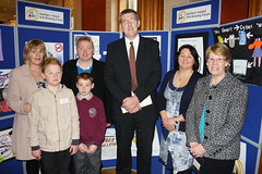 Education Minister John O'Dowd at Anti Bullyin...