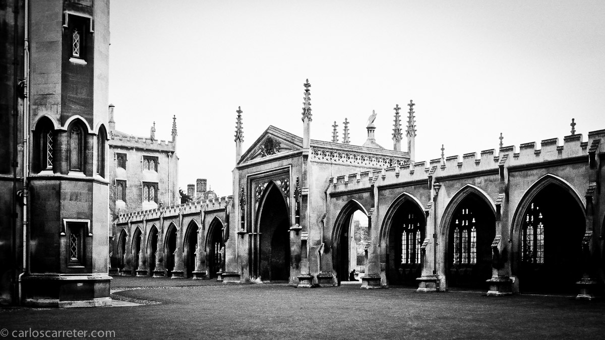 College - Cambridge
