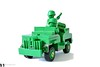 Toy Story Jeep - Front