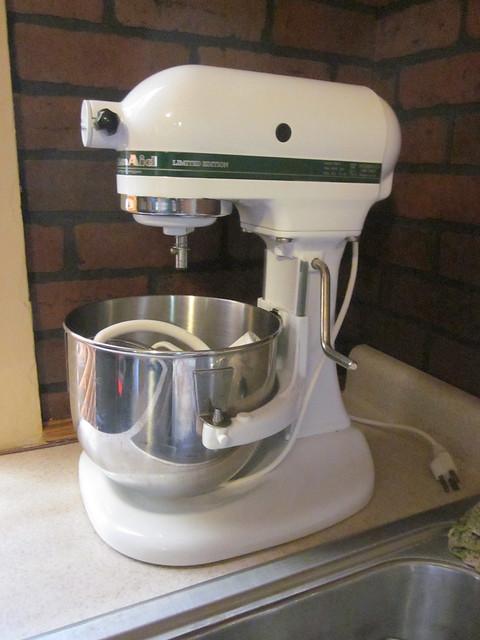 Kitchenaid Stand Mixer Limited Edition 350 Watts 10