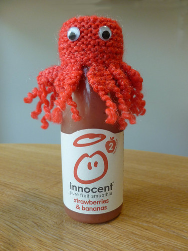 Googly-Eyed Octopus