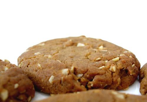 ginger scrunchie recipe