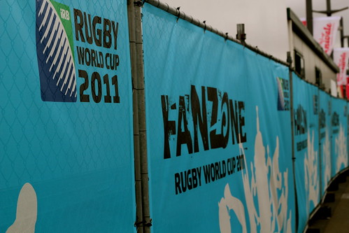 Monday: deconstructing the Fanzone
