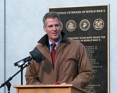 US Senator Scott Brown